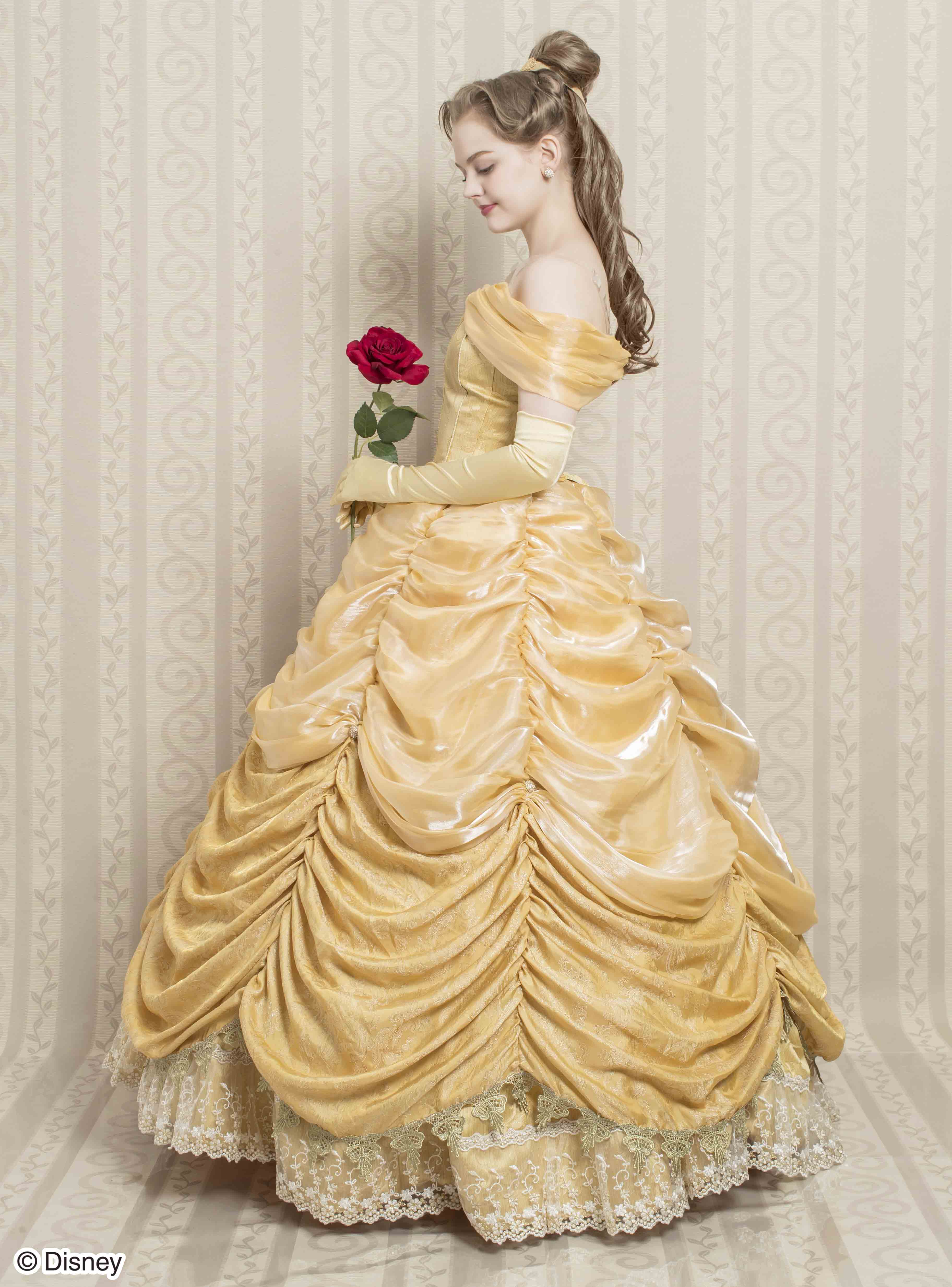 Tale As Old As Time Dress (Beauty and the Beast ver.)